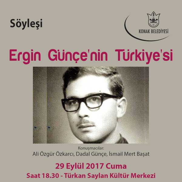Ergin Gurce'nin Turkiye'si